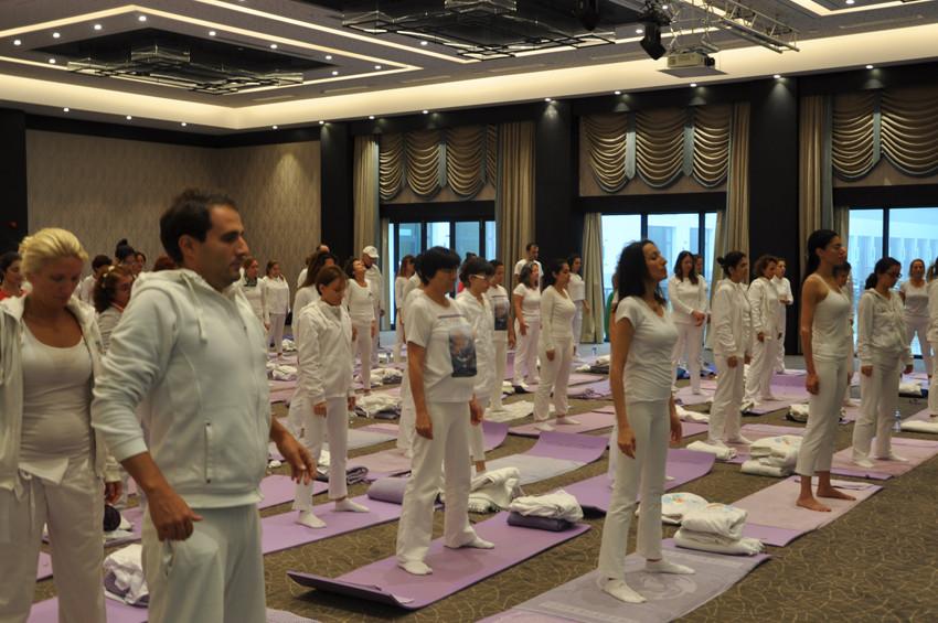 Ilgaz Dağı Yoga Festivali sona erdi