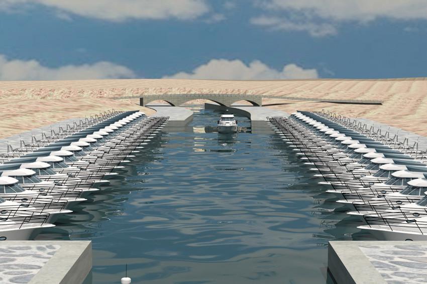 Efes Antik Kenti Kanal Projesi ihalesine 53 talip var