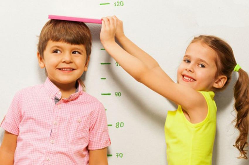 Çocukların boyunu uzatan 10 besin