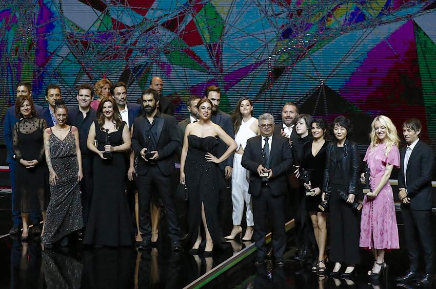Antalya Film Festivalinin en iyileri ödüllerini aldı