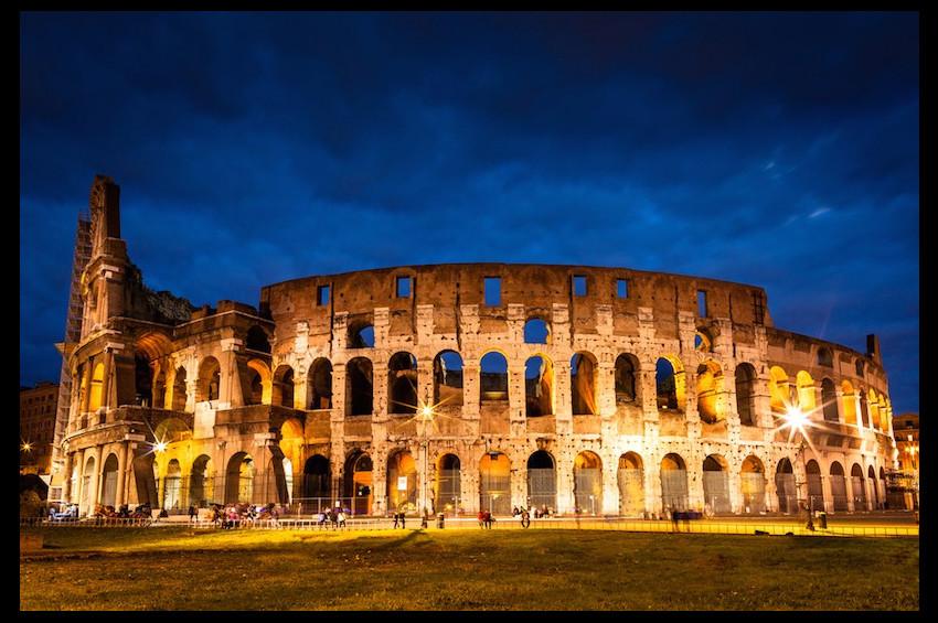 Romadaki Kolezyumun üst katları da ziyarete açılacak