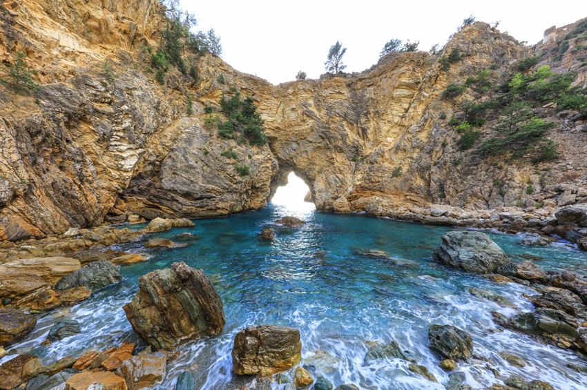 Antalyada gizli doğa cenneti: Gazipaşa