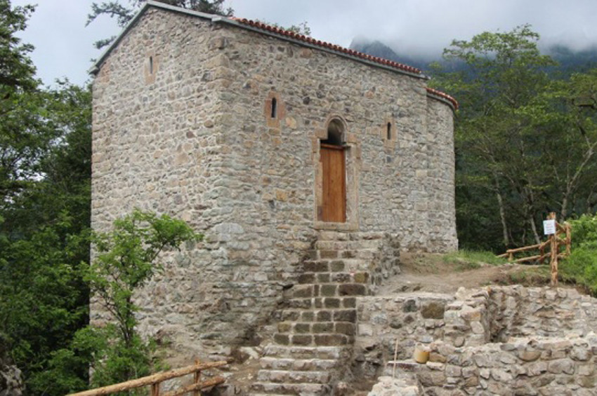 Aya Varvara manastırına ilgi artıyor
