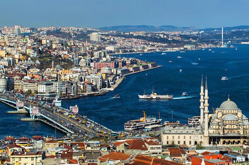 İstanbula gelen turist sayısı arttı