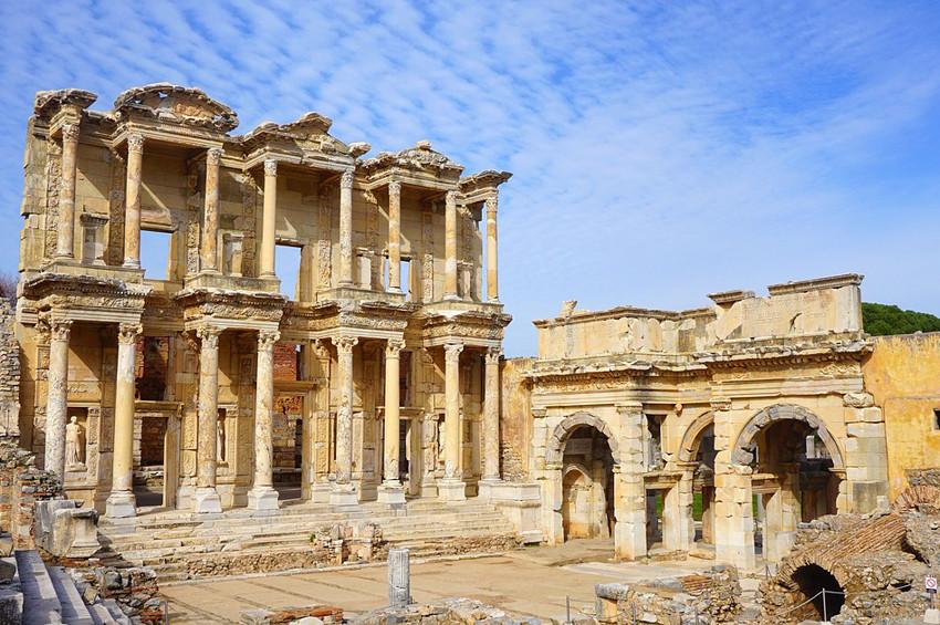 100 yıldır ülkemize turist çeken antik kent