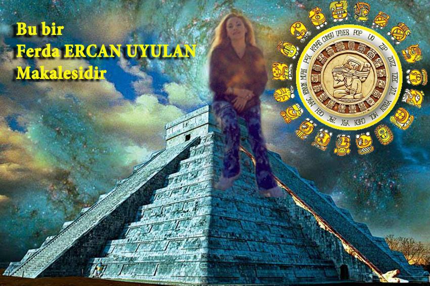 Antik Maya takvimi ve Tzolkin burçları