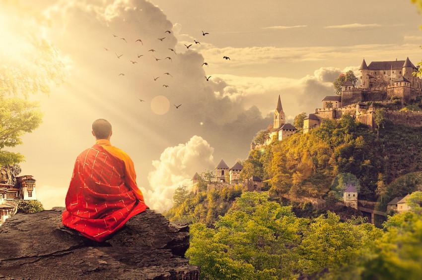 Budizmde 4 Aryan gerçeği ve sekiz Aryan yolu