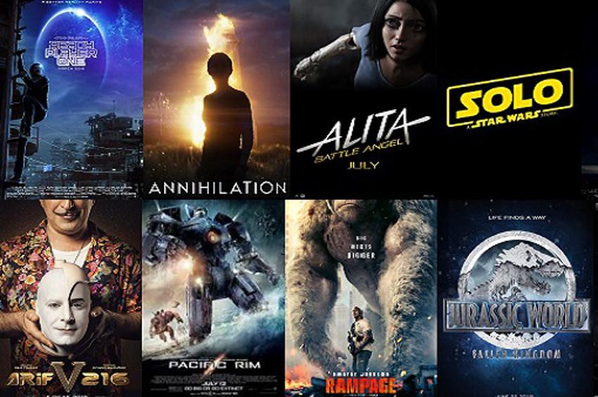 2018'de öne çıkacak bilimkurgu filmleri