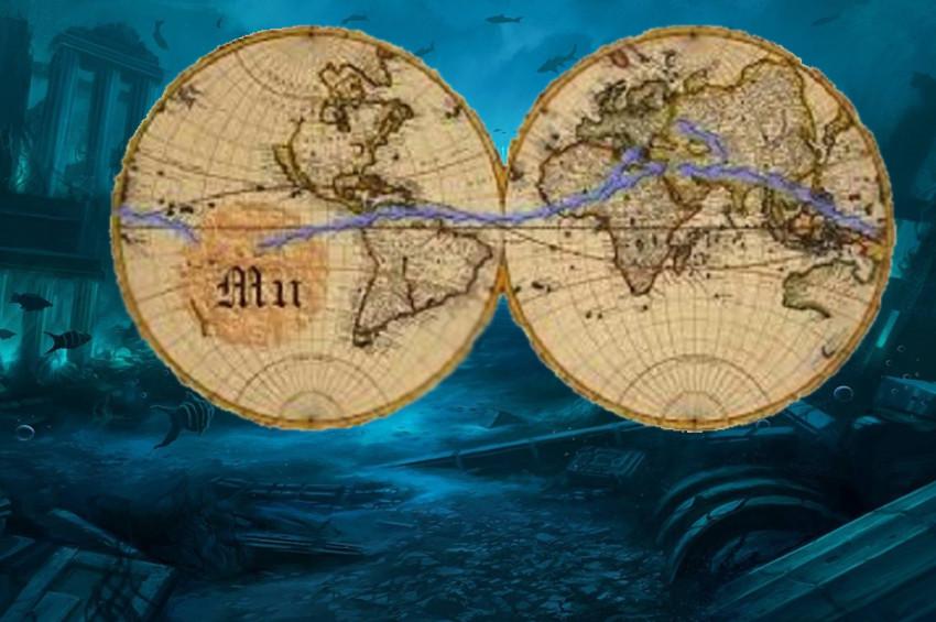 Mu kıtasına dair efsaneler ve gerçekler