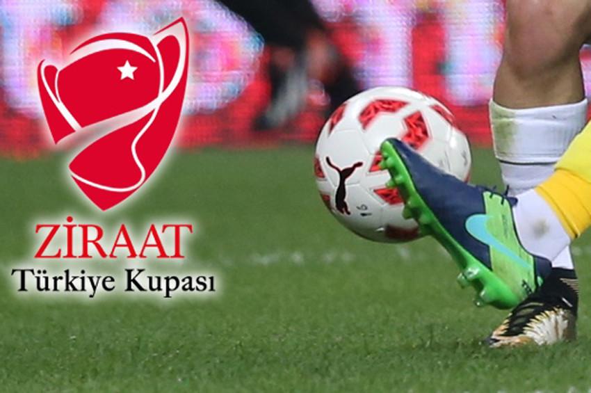 Türkiye Kupası rövanş maçları programı