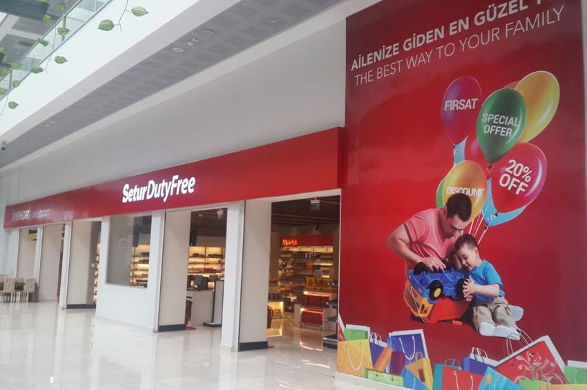 Setur Duty Free, Ardahan ve Iğdır'a 4 yeni mağaza açtı