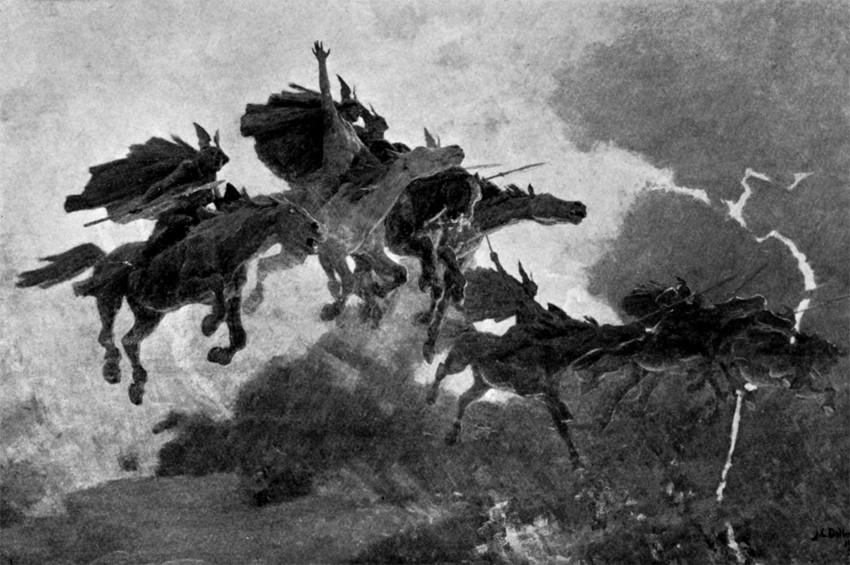 Mitoloji Kahramanları: Valkyrieler