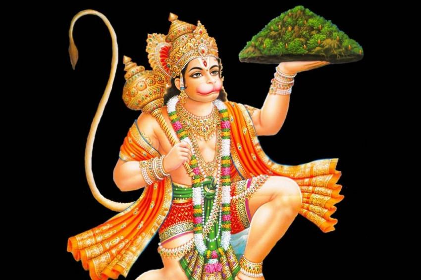 Maymun tanrı: Hanuman