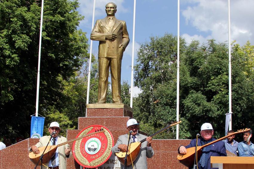 Ardahanda Kültür ve Bal Festivali başladı
