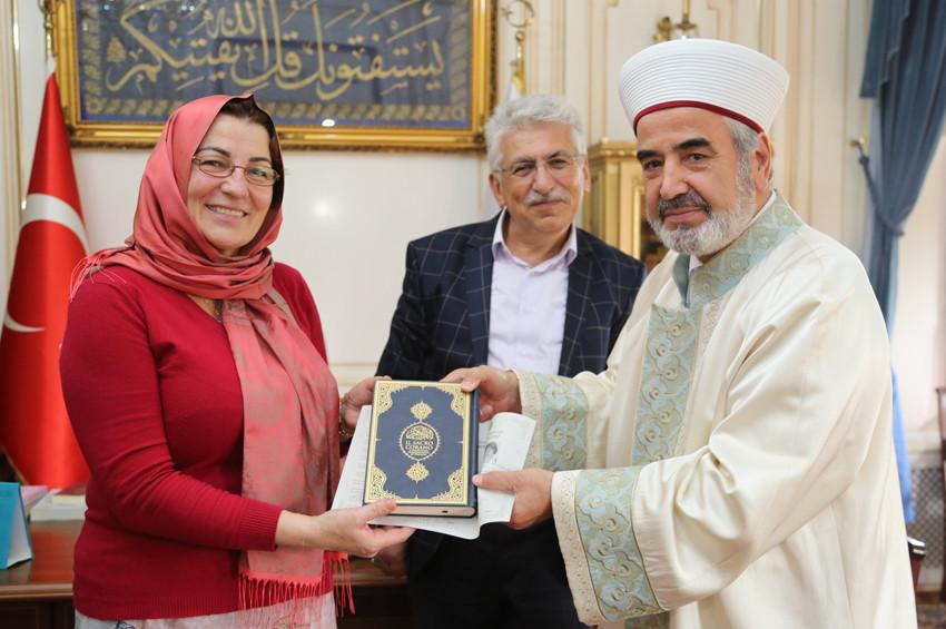 Rumen Ionica, Müslüman oldu Ayşe adını aldı