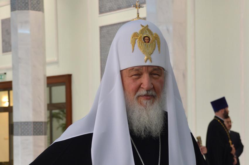 Rus Ortodoks Kilisesi Patriği Kirill, Özbekistanda