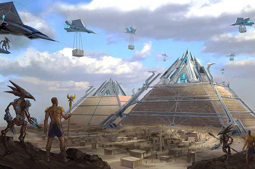 Piramitleri uzaylılar yaptı iddiaları ırkçılık olabilir!