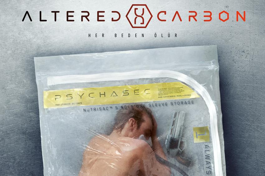 Netflix dizisi Altered Carbon'un fragmanı yayınlandı!