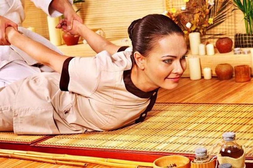 Thai masajı nedir, nasıl yapılır?