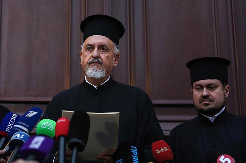 Fener Rum Patrikhanesi, Ukrayna Ortodoks Kilisesinin bağımsızlığını tanıdı
