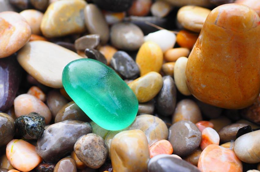 Taşların gizemli dünyası
