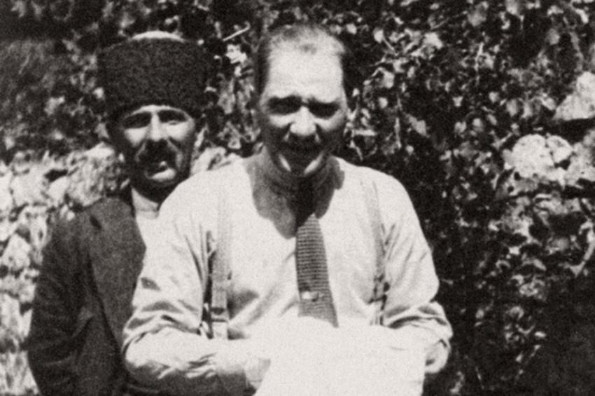Atatürkün hiç yayınlanmamış fotoğrafları sergilenecek