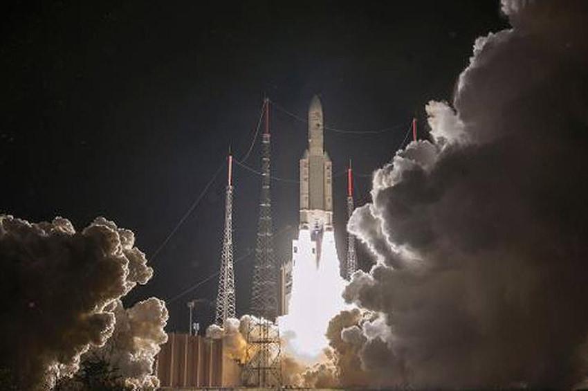 Merküre gidecek uzay aracı yörüngeye gönderildi