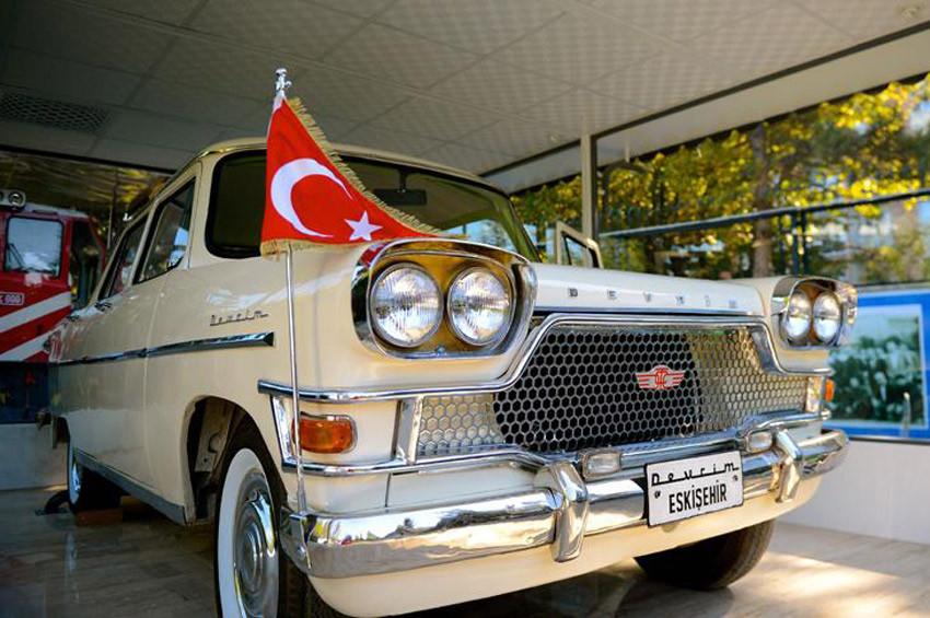 İlk Milli Otomobil Devrim 57 yaşına bastı