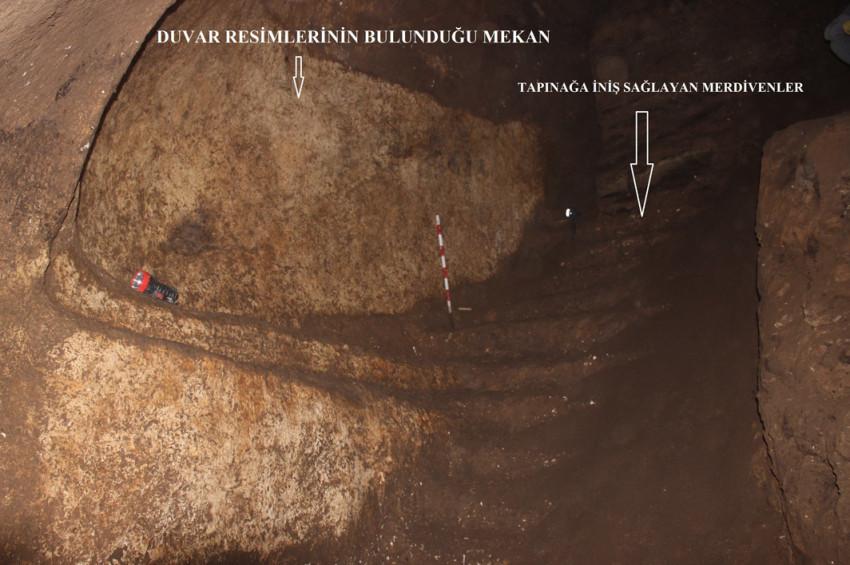 Şanlıurfada yeni tapınak ve eşsiz tanrı figürleri keşfedildi