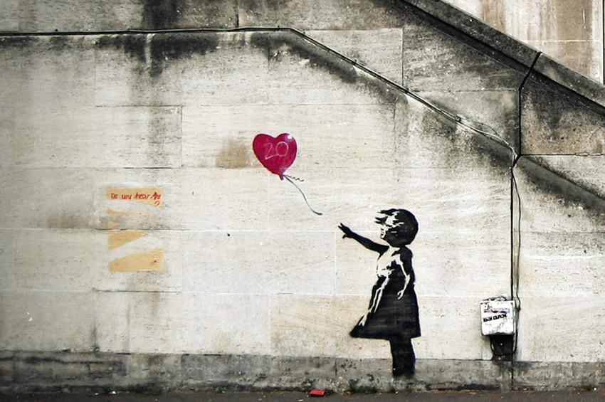 Banksynin Balonlu Kızı satıldıktan sonra parçalara ayrıldı