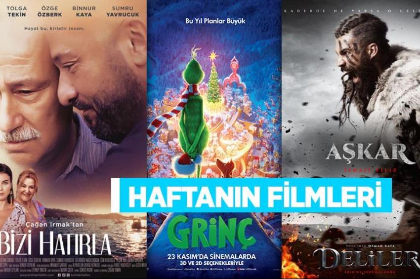 Sinemalarda 7 yeni film vizyona girecek
