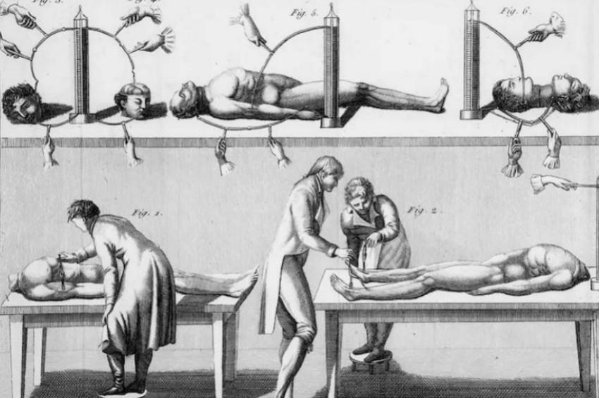 Frankensteinvari elektrikli korkunç deneyler
