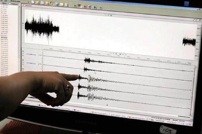 Ege Denizinde üç deprem oldu
