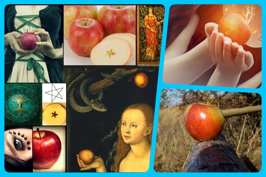 Kültür ve inançlarda elma