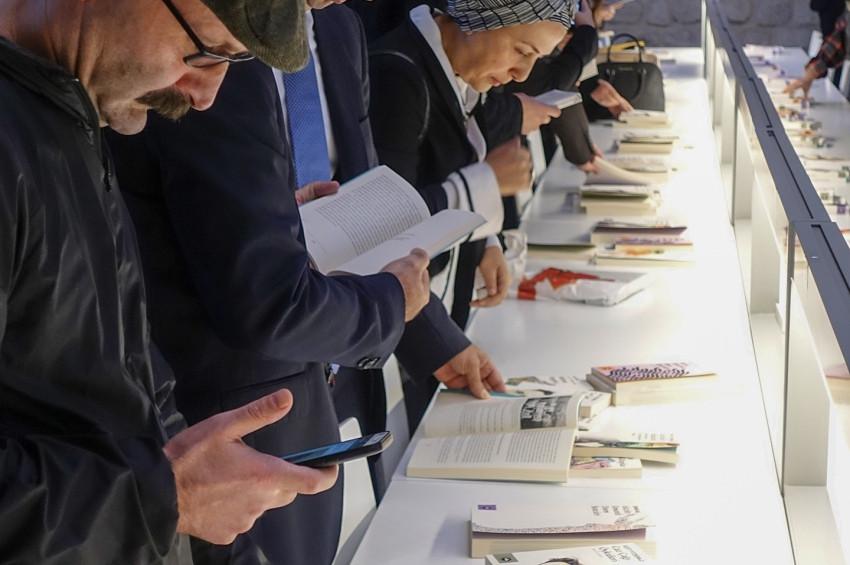 VakıfBank Kültür Yayınları Ve Benzersiz sloganı ile geldi