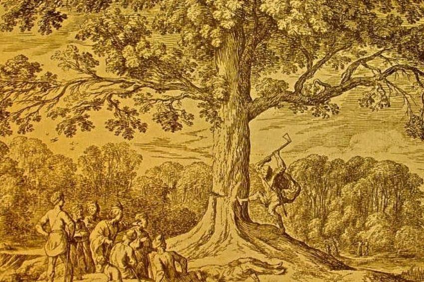 Yunan Mitolojisinin doymayan kralı: Erysikhthon