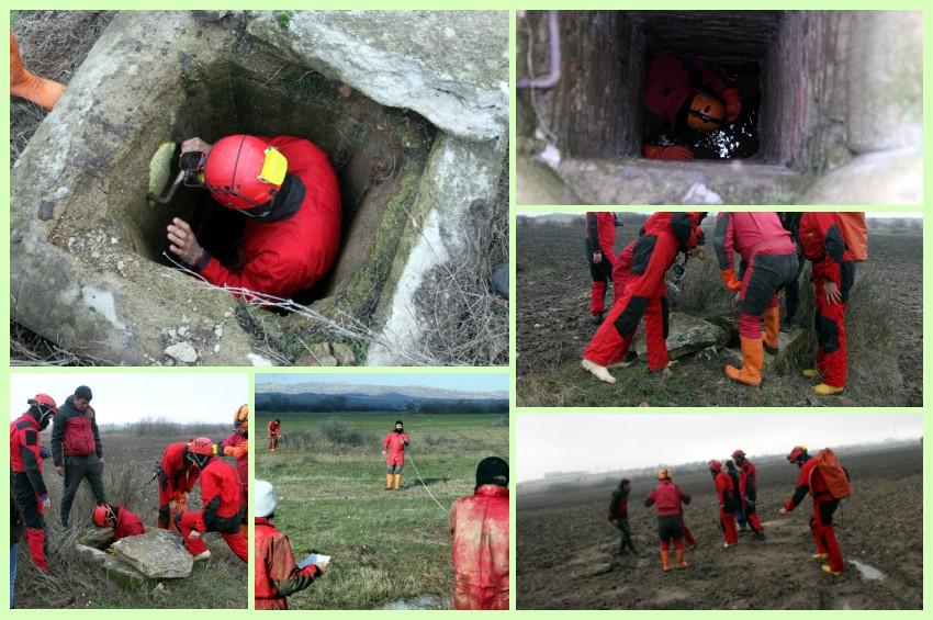 Kırklarelinde tarlada keşfedilen gizemli tünelin sırrı araştırılıyor