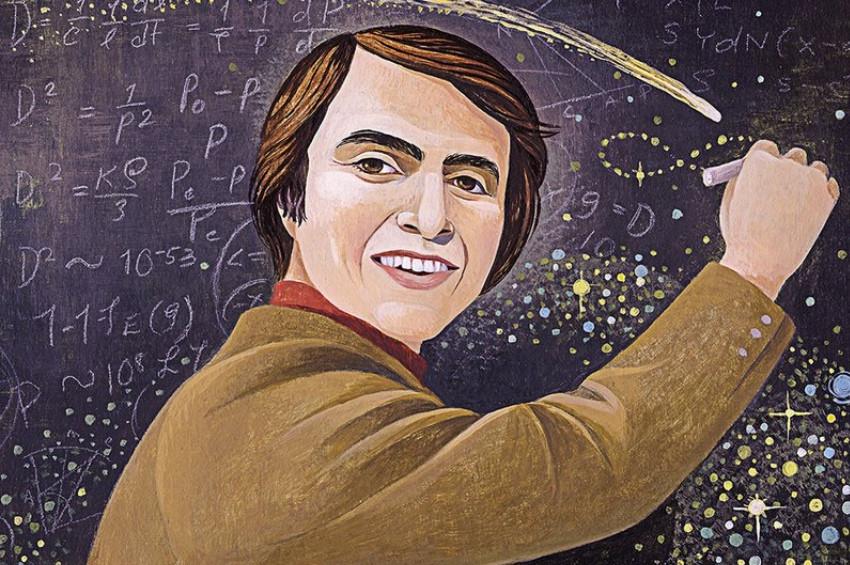 Prof. Dr. Carl Saganın yalan tepit yöntemleri