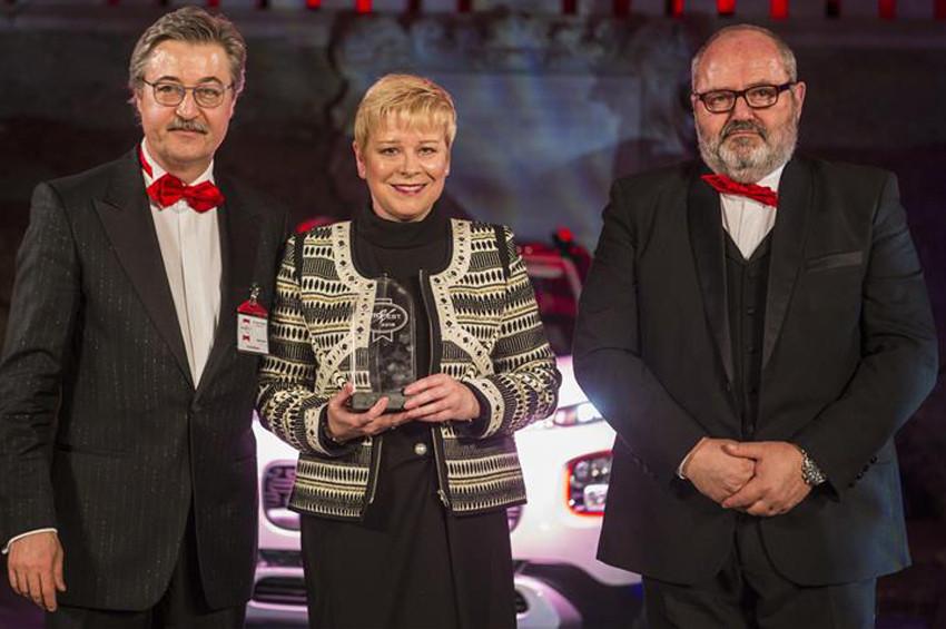 Citroen C3 Aircross, Autobest 2018 ödülünü aldı