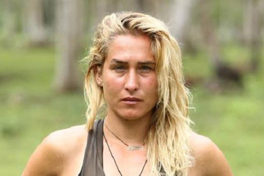 Survivor Sema hırsıyla dikkat çekiyor