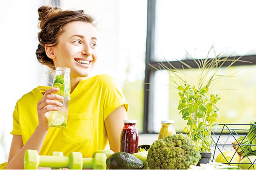 Menopoz döneminde sağlıklı beslenme