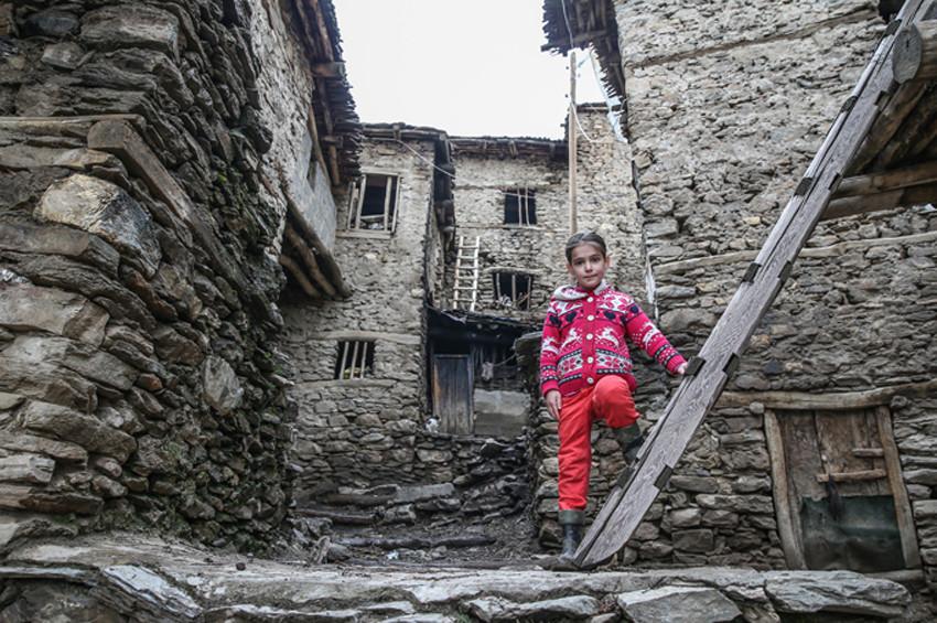 Btilisin taş evleri