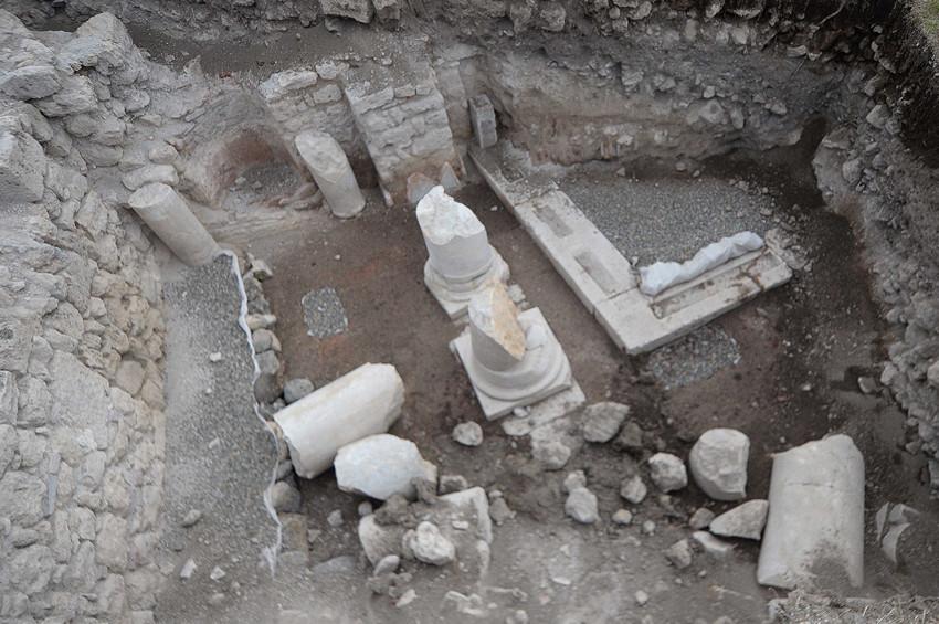 Anadolunun en erken kiliselerinden biri Karabükte bulundu