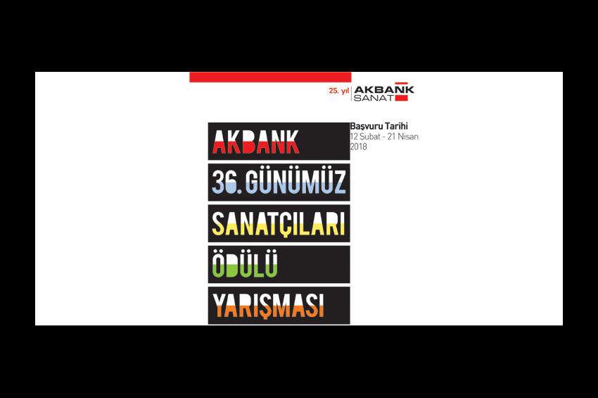 Akbank sanat ödülleri yarışmasına başvurular başladı