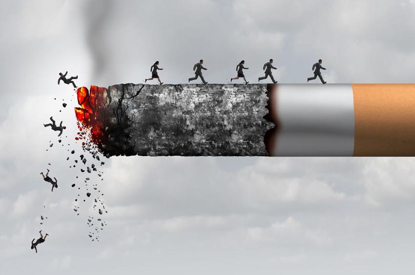 Bağımlılığa giden yol sigaradan geçiyor