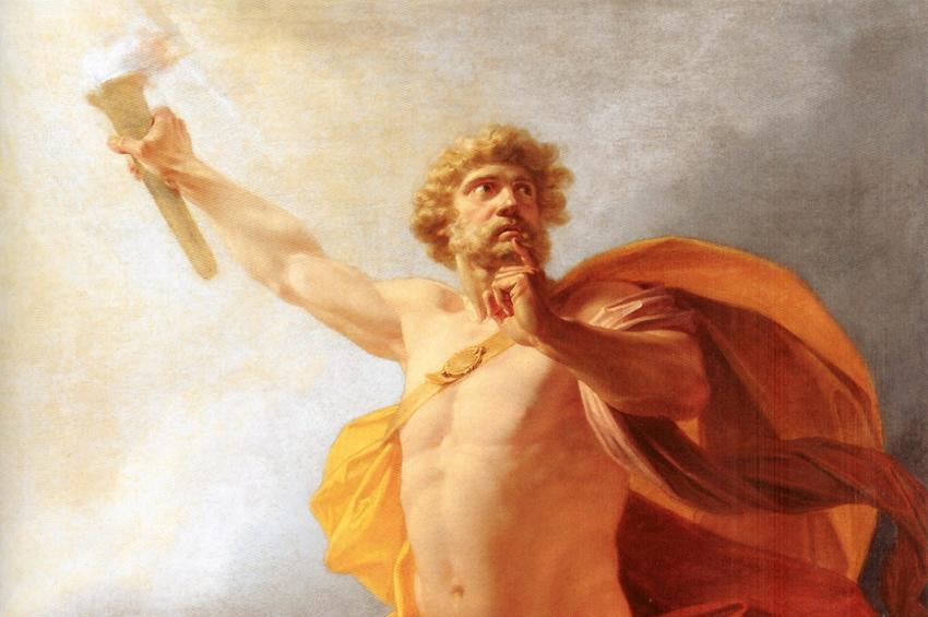 Batının bilinçaltında Prometheus yatıyor