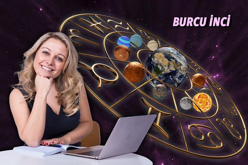 Astrolog Burcu İncinin haftalık burç yorumları