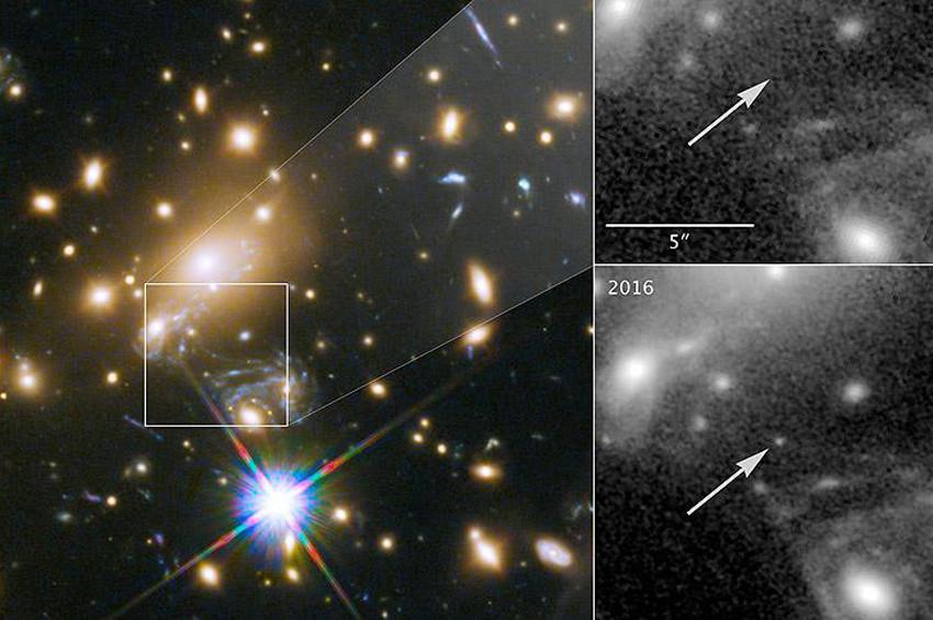 Uzayda görülebilen Dünyadan en uzak yıldız