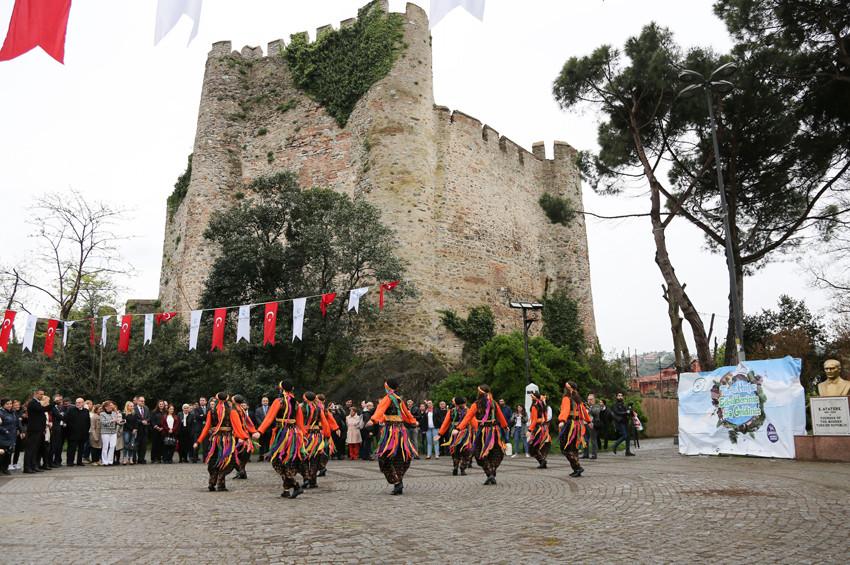 Anadolu Hisarında QR Kodlu Mobil Turizm Projesi