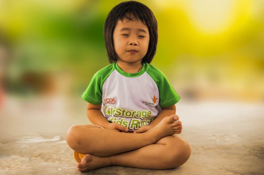 Çocuklara yoga öğretmenin yararları